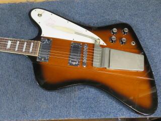 Gibson Firebird、修理、リペア