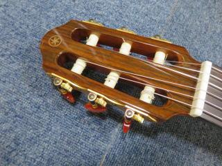 ヤマハ・サイレントギター、修理