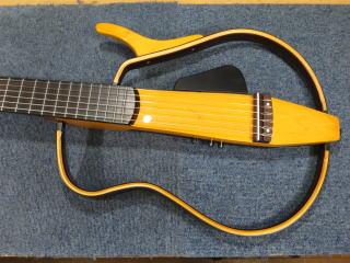 ヤマハ・サイレントギター、リペア、修理