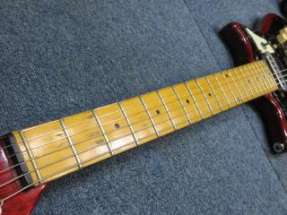 バーンズ・ソニック・ギター、修理