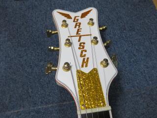 Gretsch 、ギターリペア、修理