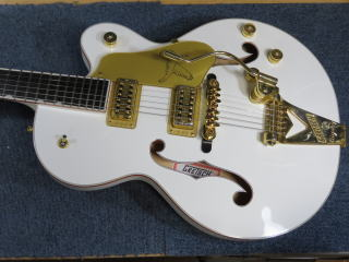Gretsch G6139CB、ギターリペア、修理