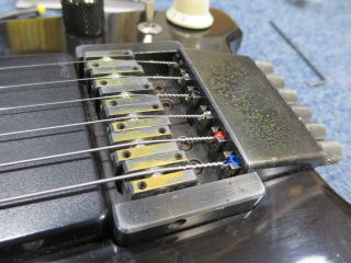 Steinberger、メンテナンス