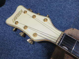 Gretsch White Falcon、メンテナンス