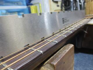 Gibson L-00、リペア、修理、ネック