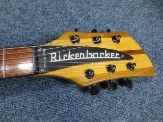 Rickenbacker 660、リペア、修理