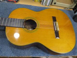 松岡ギター、リペア、修理