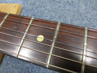 Stratocaster | フレット交換