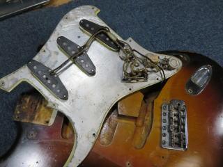Stratocaster、メンテナンス