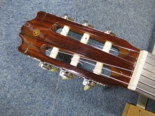 ヤマハ、クラシックギター、修理、リペア