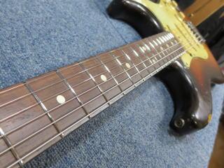 Stratocaster、リフレット