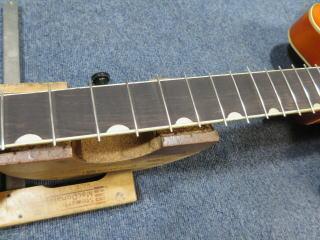 Gretsch G6120 Nashville Double Cutaway、修理、リペア、リフレット