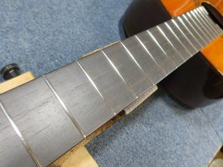 クラシックギター、メンテナンス、修理、リペア