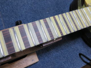 松岡クラシックギター、リペア、修理