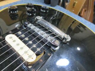Gibson Les Paul Custom、メンテナンス、修理、リペア