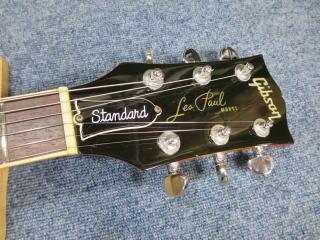 Gibson Les Paul、70年代、メンテナンス、杉並、ナインス、NINTH、リペア、修理