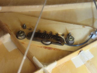 1965年、Gibson J-50、リペア、修理、L.R.Baggs ( エルアールバックス )、 Lyric
