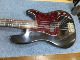 Fender Precision Bass、リペア、修理