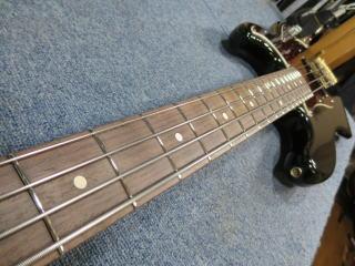 Fender Precision Bass、リペア、修理、フレット交換