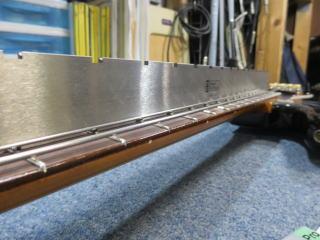 Fender Precision Bass、リペア、修理、ネック