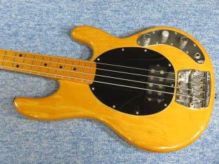 Musicman Stingray Bass、リペア、修理、NINTH、ネック
