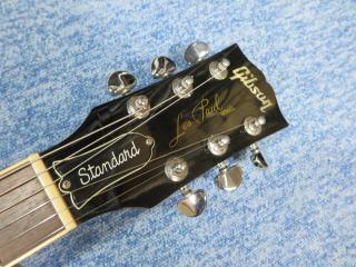 Gibson Les Paul、ネックアイロン、フレットすり合わせ、ナインス