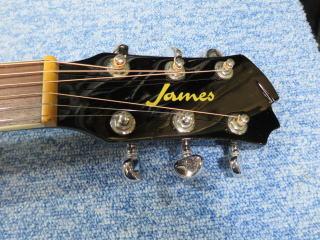 James JD350、リペア、修理、ナインス、NINTH、ナット調整