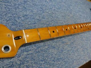 Musicman Stingray Bass、ネック、リペア、修理、杉並、高円寺