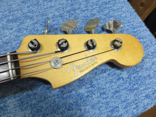 Precision Bass、ナインス、NINTH、リペア、修理、メンテナンス