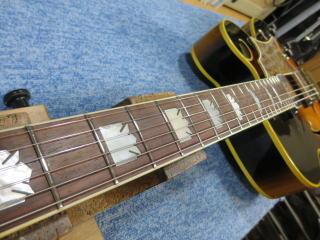 Gibson Tal Farlow、メンテナンス、リペア、修理