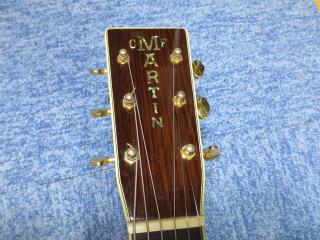 Martin 000-42EC、ナインス、NINTH、リペア、修理