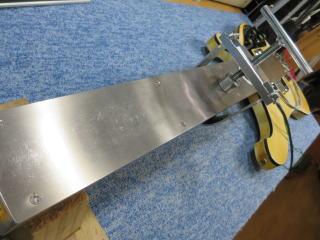 Rickenbacker 4001、リペア、修理、ナインス、NINTH、ネックアイロン