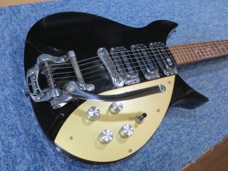 Rickenbacker 325 John Lennon、リッケンバッカー、修理、リペア、NINTH、ナインス、メンテナンス