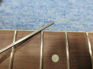 Gibson Les Paul Special 、ナインス、NINTH、杉並、リペア,修理、レスポールスペシャル、フレットサイド