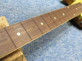 Gibson Les Paul Special 、ナインス、NINTH、杉並、リペア,修理、レスポールスペシャル、指板