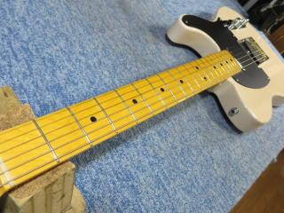Fender Telecaster、ナインス、NINTH、高円寺、杉並、リペア、修理、ネック