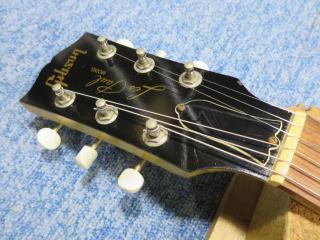 Gibson Les Paul Junior Special、ネック折れ、杉並、ナインス、NINTH、リペア、ギブソン