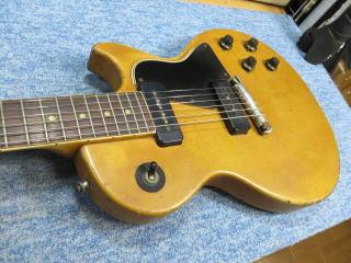 Gibson Les Paul Special 、ナインス、NINTH、杉並、リペア,修理、レスポールスペシャル