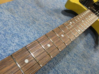 Gibson Les Paul Junior Special、ネック折れ、杉並、ナインス、NINTH、リペア、ギブソン、修理
