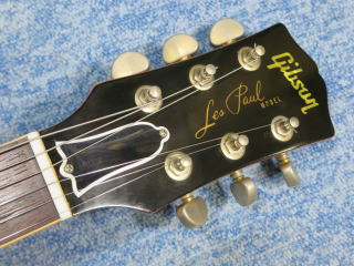 Gibson Jimmy Page Number One Les Paul、ナインス、NINTH、リペア、修理、高円寺