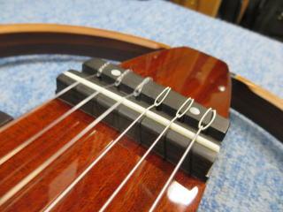 ヤマハ・サイレントギター、メンテナンス、NINTH、ナインス、高円寺、杉並、弦高