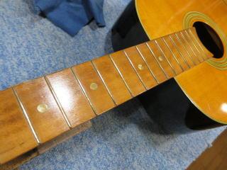 Yamaha Dynamic Guitar No.S50、リペア、修理、ナインス、NINTH、杉並、メンテナンス