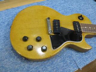 Gibson Les Paul Special 、1956年、ヴィンテージギター、ナインス、NINTH、杉並、リペア,修理、レスポールスペシャル