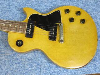Gibson Les Paul Special 、ナインス、NINTH、杉並、リペア,修理