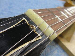 Gibson Les Paul Special 、ナインス、NINTH、杉並、リペア,修理、ナット交換