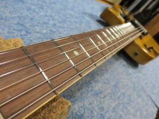 Gibson Les Paul Special 、1956年,ナインス、NINTH、杉並、リペア,修理、レスポールスペシャル、フレット交換