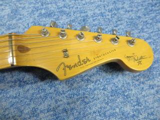 Fender Japan ST57-140YM、リペア、修理、杉並、ナインス、NINTH、アッセンブリー