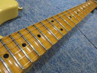 Fender Japan ST57-140YM、リペア、修理、杉並、ナインス、NINTH、ネック