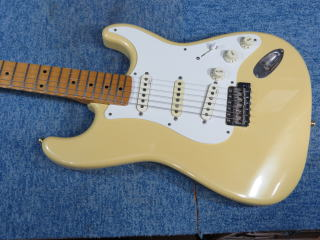 Fender Japan ST57-140YM、リペア、修理、杉並、ナインス、NINTH