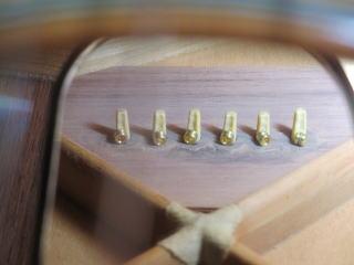 Martin D-28、ナインス、NINTH、杉並、リペア、修理、マーティン、弦ボールエンド